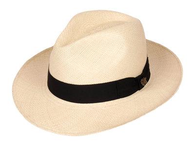 Panama Hat Classic Natural by Bigalli